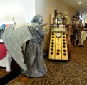 Costumes and Contraption in the hall, Feb 23