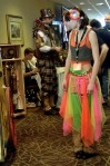 Costumes in the hall, Feb 23