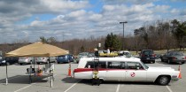 Carolina Ghostbusters vehicle, Mar 2