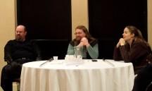 Panel: +1 Weapons of Suicide with Darth Bruinous (Chris Burnside), Ravien (Josh Albert) & Enzayer, Mar 2