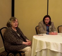 Panel: Magnets - How Do They Work with Paula Jordan & Chris Ross, Mar 2