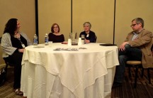 Panel: Publishing - How Does It Work witj Barbara Friend Ish, Lauren Nickolson, Karen McCullough & Tony Daniel, Mar 2