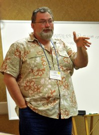 Act Like a Writer with Jonathan Maberry, June 7