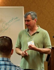 Screenwriting Master Class with Keith Strunk