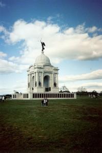 Gettysburg - photo courtesy of Ann Kuni