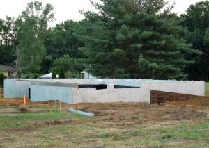 House foundation - 2