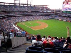 Citizens Bank Park, August 22, 2012