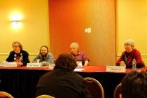 Panel: Balonium, Unobtainium and Upsidasium with Darrell Schweitzer, John Monahan, John Ashmead & Sharon Lee (Sept 9)