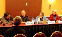 Panel: Expanding a Short Story into a Novel with Lawrence M. Schoen, Mike McPhail, Steve Miller & Sharon Lee (Sept 9)