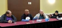 Panel: The Summer of Science Fiction with Tony Finian, Orenthal Hawkins, Mark Leper & Elektra Hammond (Sept 10)