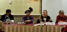 Panel: Pirates of the 25th Century with Matt Black, Maureen Betita, Oz Drummond & Walter F. Cuirle (Sept 10)