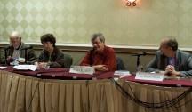 Panel: Rude Astronauts and Junkie Cosmonauts with Tom Purdom, Barbara Krasnoff, Walter F. Cuirle & Ian Randal Strock (Sept 10)