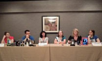 Panel: Blogging and Social Media with Rebecca Carter, Joe Naff, Sharon Stogner, Jennifer Liang, Gail Z. Martinand Angela Pritchett, 6-1-14