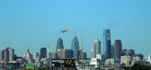 31 - Center City Philadelphia from I-95, 6-7-14
