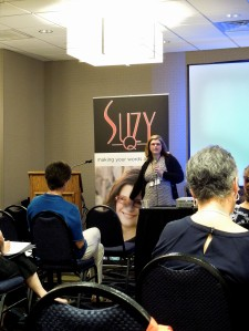 Reaching Your Audience Through Social Media with Suzanne Kuhn, 6-7-14