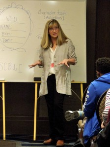 Strength of Character with Judith Byron Schachner, 6-7-14