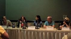 Panel: Breakfast and Books with Samuel Montgomery-Blinn, Tera Fulbright, Janine K. Spendlove, Stuart Jaffe and Amy H. Sturgis, 5-31-14