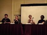 Panel: Fairies and Vampires and Other Mythological Creatures with John Hartness, Emily Lavin Leverett, Diana Bastine & Nicole Givens Kurtz, 7-13-14