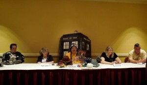 Panel: How I Got My Start in Fandom with Tom Hutchens, Paula S. Joedan, Randy Richards, Regina Kirby & Tally Johnson, 2-12-14