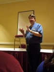 Panel: World Building with Steven S. Long, 7-13-14