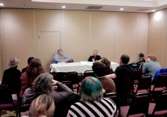 The Honor in the Verse Panel with Tedd Roberts and Gray Rinehart, 3-1