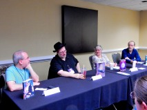 Panel: Making Magic Work with Stuart Jaffe, John C. Wright, Karen McCullough, and Chris A. Jackson, 4-26