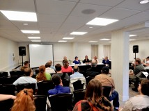 Panel: Researching Your Alternate History with Iver P. Cooper, Jo Walton, Katie Bryski, Melissa Scott, and D. H. Aire, 5-23