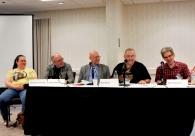 Panel: Tales from the Slush Pile with Michelle D. Sonnier, Joshua Bilmes, Ian Randal Strock, Walt Boyes, and Scott Edelman, 5-23