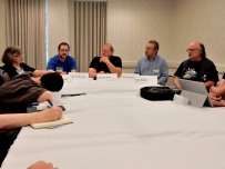 Panel: How to Start Writing with Paula S. Jordan, Hugh J. O'Donnell, Michael Black, Alex Shvartsman, and Don Sakers, 5-24
