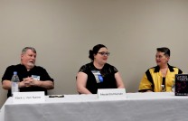 Panel: It's For a Good Cause with Mark L. Van Name, and Alessio Brio, 5-24
