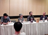 Panel: The Evolving Role of Authors with Mark Rainey, Karen McCullough, Jonathan French, and Michael G. Williams, 7-10