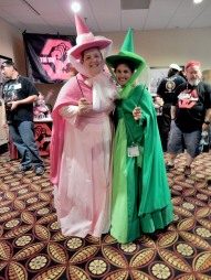 Friendly Fairy Godmothers, 7-11