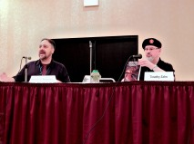 Michael D. Pederson interviews Timothy Zahn, 7-11