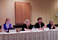 Panel: Absinthe and Airships with Margaret McGraw, Gail Z. Martin, Larry Martin, and Karen McCullough, 7-12