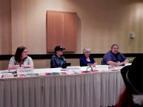 Panel: Women in Science and Tech with JT the Enginerd, Rhonda Oglesby, Karen McCullough, and Tedd Roberts, 7-12