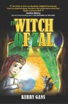 The cover of The Witch of Zal by Kerry Gans