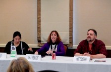 Panel: Nerdiquette with Ly Cao, Tera Fulbright, and Michael D. Pederson, 2-26