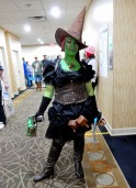 The Steampunk Wicked Witch of the West, 2-27