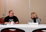 54 - Panel - The Needs of the Many - Remembering Leonard Nimoy with Jerry Conner and Linda Shuping-Smith, 2-28