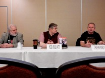 """Panel: """"Writing a Query that Sells"""" with Richard C. White, Peter Prellwitz, and Chris Kennedy, 2-28"""