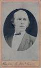 1873 - Charles McCall, 4th great-grandfather of Author Chronicle writer Kerry Gans