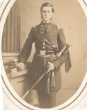 Capt. William Wooldridge, 3rd great-grandfather of Author Chronicle writer Kerry Gans
