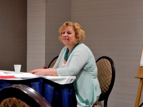 Blogging with Humor with Donna Cavanagh at the Philadelphia Writers' Conference, 6-11