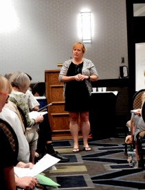 Crafting the Short Story with Kathleen Volk Miller at the Philadelphia Writers' Conference, 6-11