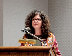 Pitch Perfect with Frances Grote at the Philadelphia Writers' Conference, 6-11