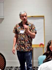 From Page to Stage with Keith Strunk at Philadelphia Writers' Conference, 6-11