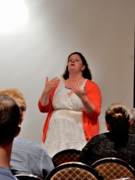 Grammar For Writers with Courtney K. Bambrick at the Philadelphia Writers' Conference, 6-12