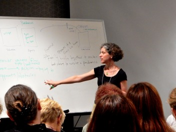 Planning a Novel with Rachel Pastan at the Philadelphia Writers' Conference, 6-12