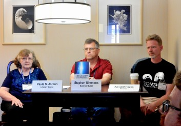 Panel: Psychology of First Contact with Paula S. Jordan, Stephen Simmons, and Randall Hayes, 7-17