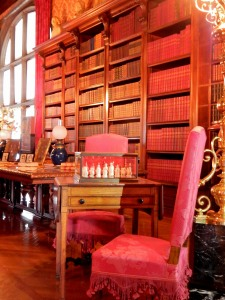 Library in Biltmore House, NC; Top Picks Thursday: The Author Chronicles